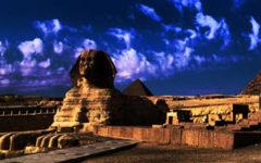 Египетский пасьянс (онлайн-гадание)