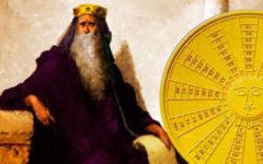 Онлайн-гадание по кругу царя Соломона