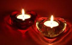 Любовное онлайн-гадание на свечах